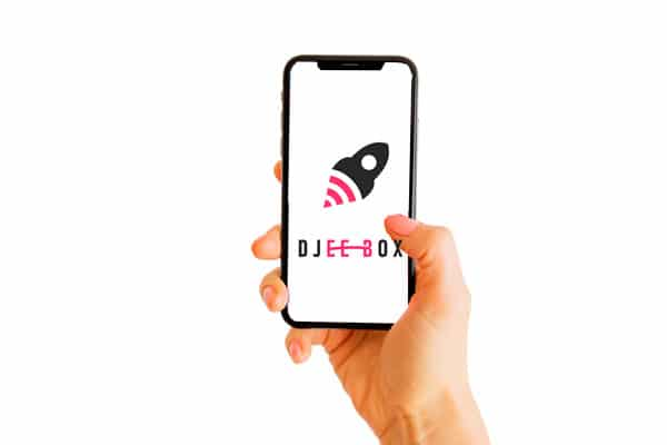 Application mobile Djeebox
