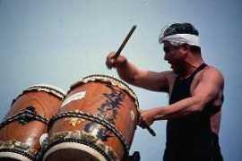 world beat drumming