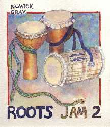 Roots Jam 2 cover