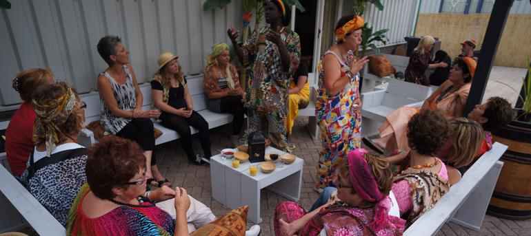 Djembe Workshop Alkmaar