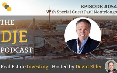 DJE Podcast #054 with Paul Montelongo
