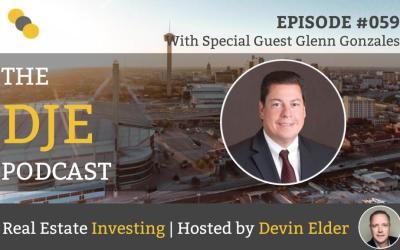 DJE Podcast #059 with Glenn Gonzales