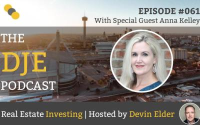 DJE Podcast #061 with Anna Kelley
