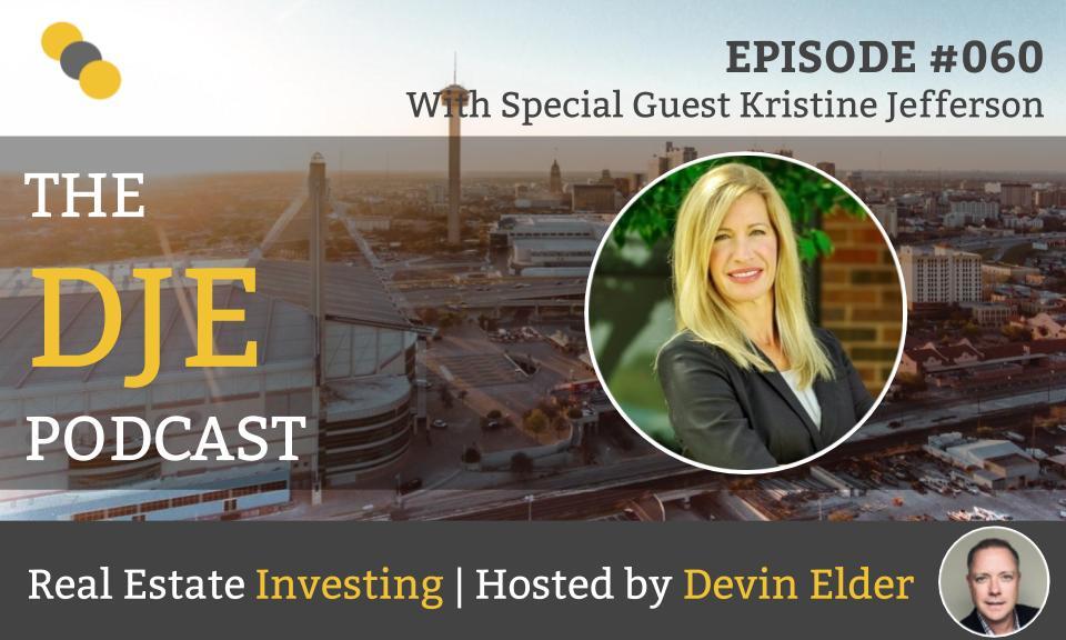 DJE Podcast #060 with Kristine Jefferson