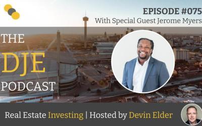 DJE Podcast #075 with Jerome Myers