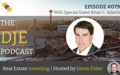 DJE Podcast #079 with Brian C. Adams