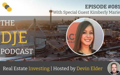DJE Podcast #081 with Kimberly Marie