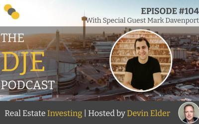DJE Podcast #104 with Mark Davenport