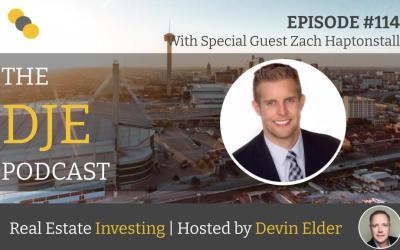 DJE Podcast #114 with Zach Haptonstall
