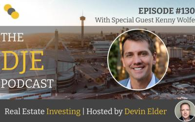The DJE Multifamily Podcast #130 with Kenny Wolfe