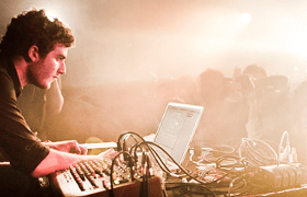 Nicolas Jaar #321 on DJ-Rankings