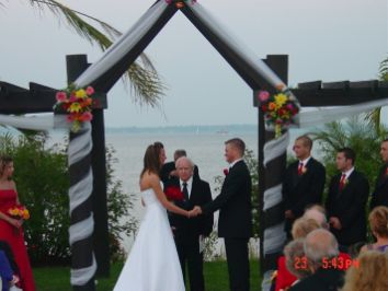 Herrington on the Bay DJ Frank Young Bilingual Wedding DJ Dallas Forth Worth English Spanish