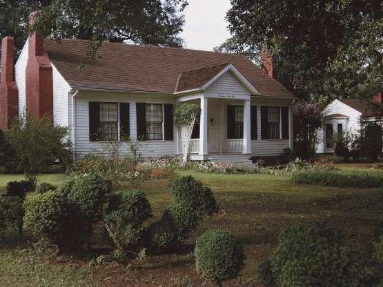 Hellen Keller Home