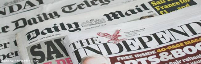 National Press, National Newspapers