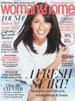 Woman & Home cover