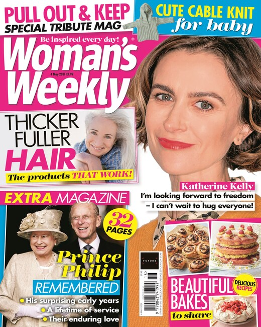 Womans Weekly Cover 2021