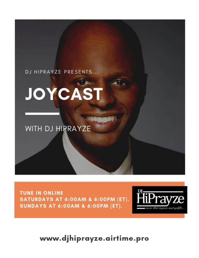 Joycast (Flyer) 20190320 DJHPR