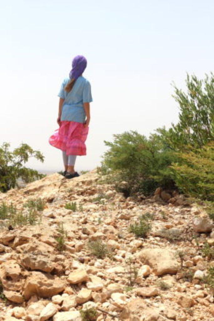 Walking in Somaliland