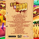 "OBNOXIOUS & DJ JAM PRESENT ""I'LL EAT YA FOOD"" VOL. 1"