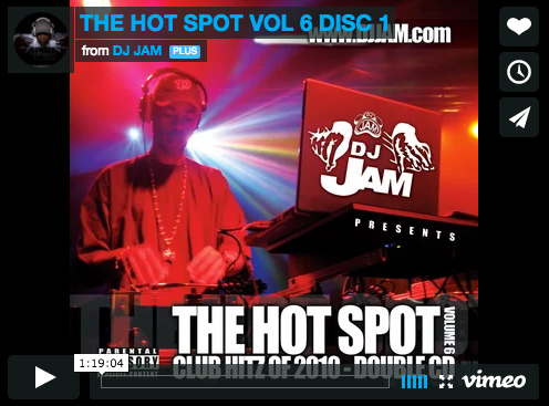 THE HOT SPOT VOL. 6 DISC 1 & 2