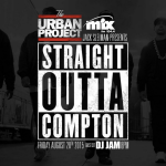 STRAIGHT OUTTA COMPTON AUG. 28TH @8PM ON MIX FM 104.4 @mixfmlebanon