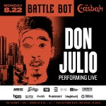 Battle Bot at the Casbah | Monday August 22nd | San Diego,CA