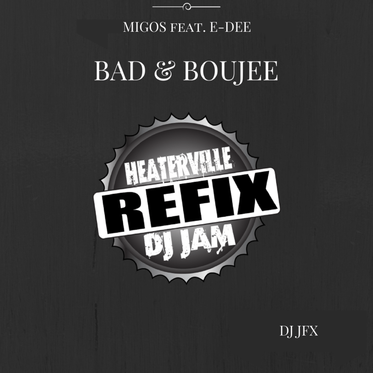 "Migos ""Bad and Boujee"" featuring Jamaica's E-Dee"