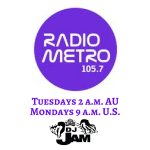 Radio Alert!!! Just signed on to Radio Metro 105.7 FM broadcasting from the Gold Coast of Australia!!!
