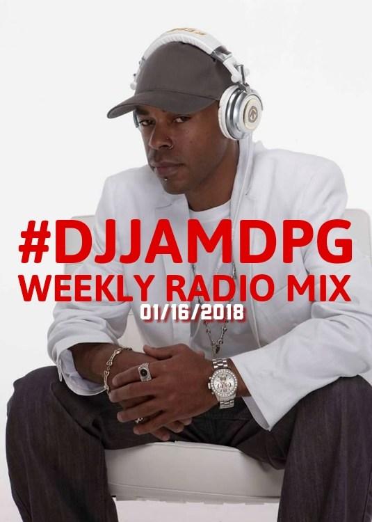 DJ Jam Weekly Radio Mix 01/16/2018 #DJJAM #WEEKLYRADIOMIXES #JAMN957 #THEEDGE961 #RADIOMETRO1057 #DJVATICAN #USA #AUSTRALIA LISTEN NOW!!!