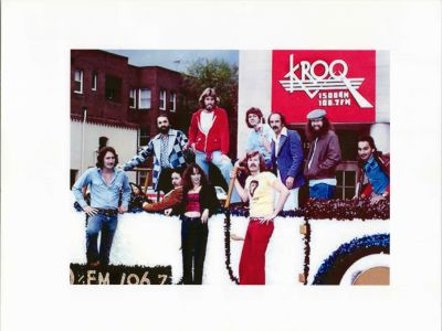 KROQ Doo-Dah Parade Float, cir79