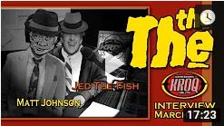 The The (Matt Johnson) 1990 KROQ Interview Jed The Fish