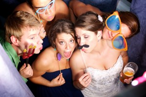 Binghamton Photo booth fun with DJ Johnny Only