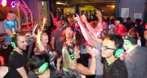 Silent Disco, DJ, Binghamton, NY