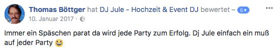 DJ Hamburg Hochzeit und Event buchen