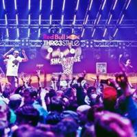 First ever, Red Bull Thre3style in Manila,  Philippines