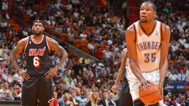 Thunder Use Small Ball To Knockout Heat