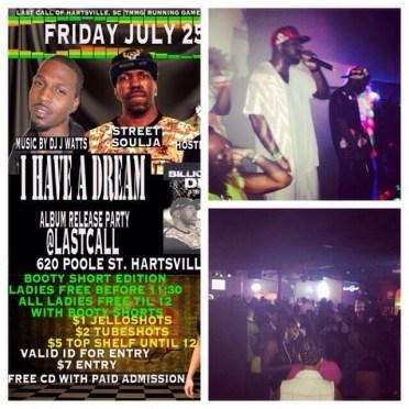 TMMG Street Soulja Perfom live in Hartsville, SC