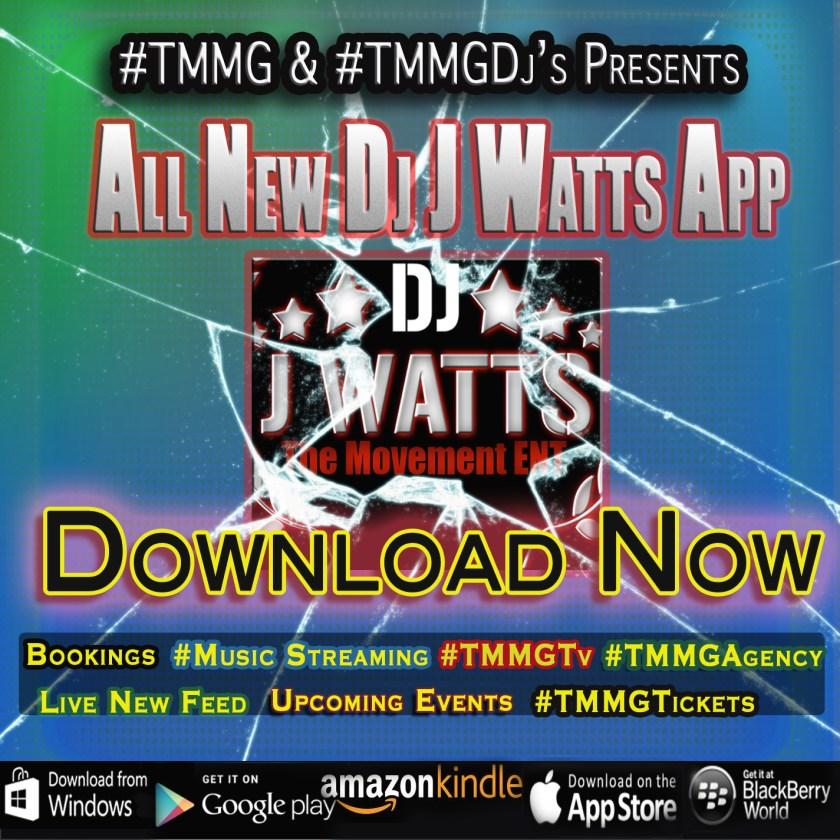 Dj J Watts app