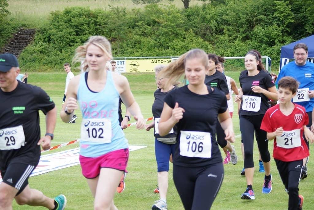 Laufen regional - Laufveranstaltungen