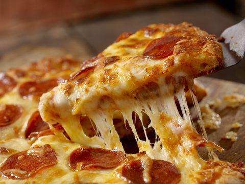 leckere Pizza Spezial