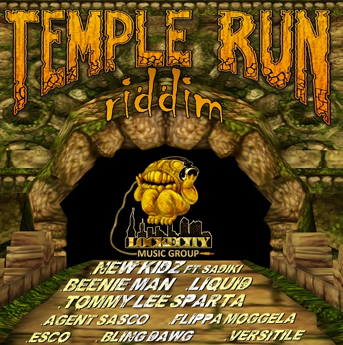 Temple Run Artwork