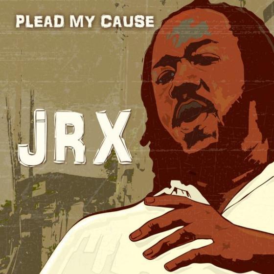 junior x - plead my cause 600x600