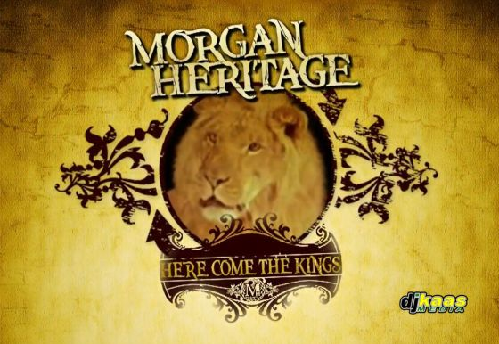 morgan heritage here comes the king vlog 2013