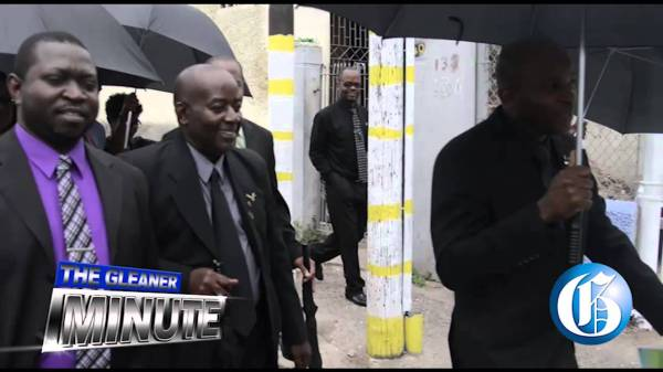 THE GLEANER MINUTE: Vybz Kartel trial, JTA walks, WISYNCO products safe [VIDEO]