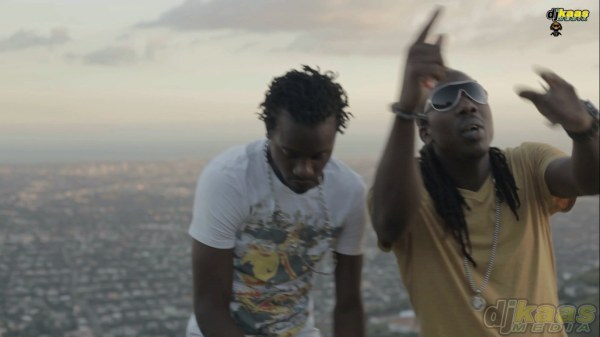 "Kibaki and Singing Sweet drop music video to hit song ""One More Day"" on Chimney Records ""Rising Sun Riddim"""