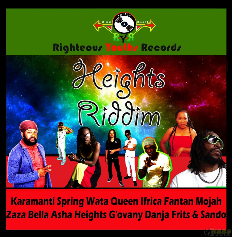 Heights Riddim Mix (Righteous Youths Records) Nov 2014 – DJ