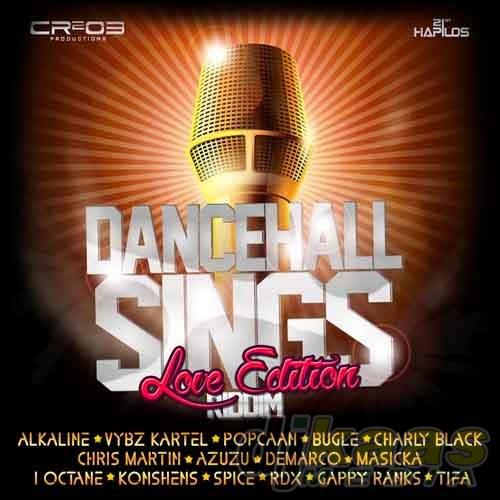 Dancehall Sings Riddim (Love Edition) artwork