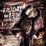 DJ FearLess - Friday The 13th Mixtape - Cover