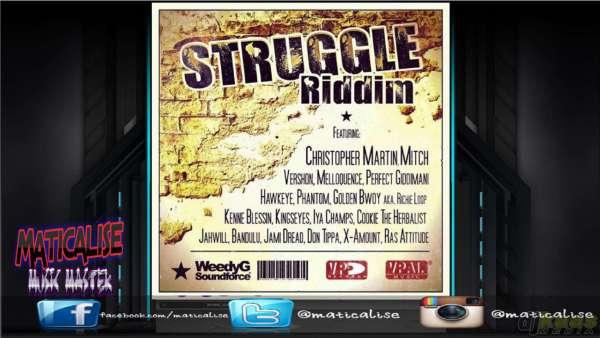 struggle riddim