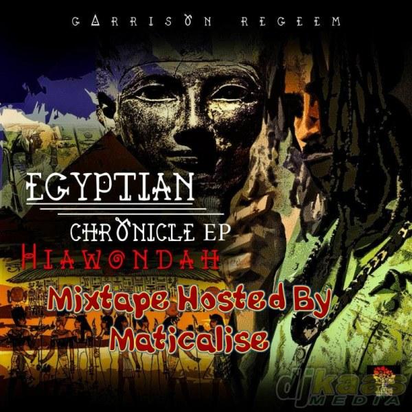 egyptian chronicle mixtape cover